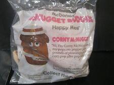 "McNugget Buddies ""Corny McNugget""  NIP McDonald's 1988"