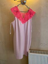 ted baker pink dress size 4