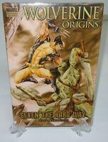 Wolverine Origins Seven the Hard Way Marvel Comics HC Hard Cover New Sealed