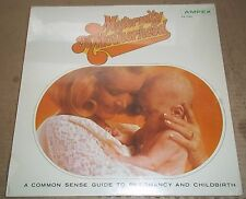 Steven Zax MATERNITY TO MOTHERHOOD - Ampex AX-1000 SEALED