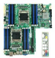 Supermicro X9DRW-iF Motherboard Intel Dual Socket LGA2011 16x DIMM Slots eATX