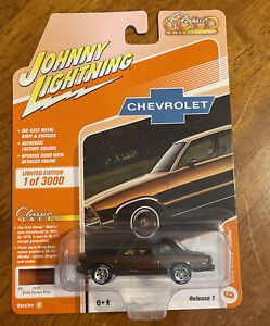 Johnny Lightning *1979 Chevy Malibu* Limited Edition 1 of 3000 Collectible