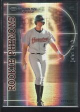 JOHN BUCK 2002 DONRUSS #7 RC ROOKIE PHENOMS ASTROS SP #0996/1000