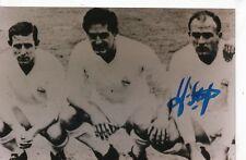 Alfredo Di Stefano † 2014  Real Madrid  Fußball Foto original signiert 380706