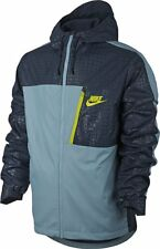 Nike Men's Woven MICABL/ELCT/LM Windrunner Hooded Jacket (831861-408) Sizes L&XL