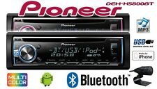 PIONEER DEH-X5800BT autoradio bluetooth vivavoce CD porta USB stereo