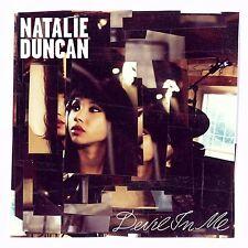 Natalie Duncan - Devil In Me (NEW CD 2012)