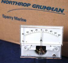 Northrop Grumman Mil-Spec AC Panel Meter P/N 23.136 $324.50 Acquisition Cost
