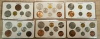 1953-1967 CHOICE OF YEAR COINS GIFT SETS PRE DECIMAL OLD MONEY IDEAL BIRTHDAY