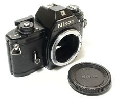 Nikon EM 35mm SLR Camera   Black   New Light Seals   Good   C1979-82.