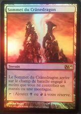 Sommet du Crânedragon PREMIUM / FOIL VF - French Dragonskull Summit - Magic mtg