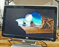 """HP 18.5"""" Widescreen Monitor 2009 -- Excellent"""