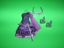 Monster High Spectra Vondergeist Fashion Pack Outfit Clothing Complete Set New