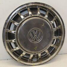 "VW Golf Jetta 1 Scirocco Radkappe 13"" Edelstahl V2A Felgenring"