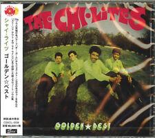 THE CHI-LITES-GOLDEN BEST-JAPAN CD E25