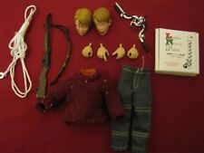 NECA Kevin Home Alone heads hands clothes accessories lot