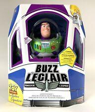 Buzz Lightyear Signature Collection Disney-Pixar Original - Version Française