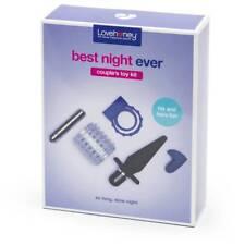 Lovehoney Best Night Ever Couple's Sex Toy Kit (5 Piece)  RRP £39.99