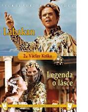 Labakan / Legenda o lasce DVD box 1956 Czech films