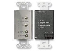 RDL DS-RCX1 Room Control for RCX-5C Room Combiner/Decora Stainless