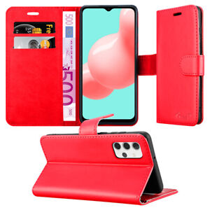 For Samsung Galaxy A02s Case Flip Leather Card Wallet Stand A02S Phone Cover
