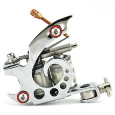 Modern 8 Wraps Dual Coil Tattoo Machine Liner Shader fit Shading Lining