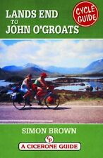 Lands End to John O'Groats Cycle Guide (Cicerone Guide),Simon Brown