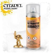Warhammer 40K Citadel RETRIBUTOR ARMOR SPRAY GAW 62-25-99