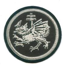 Medieval Vlad Impaler Dragon Dracula Prince Wallachia Hungary Knight Patch War X