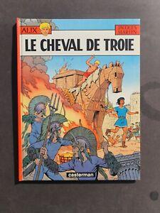 J. Martin - Alix Le Cheval De Troie - EO