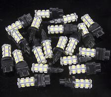 20Pcs 3157 White 18SMD 5050 Reverse Back Up/Tail/Brake/Stop/Turn LED Light Bulbs