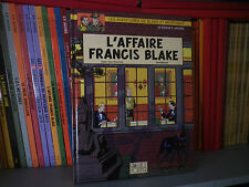 L'affaire Francis Blake - Blake & Mortimer - Ed Originale 1996 - BD TBE