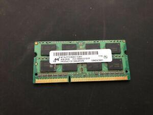 CT51264BC1339.16FHD MT16JTF51264HZ-1G4H1 4 GB DDR3 1333 PC3 10600 (F5965)