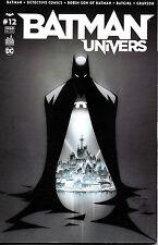 Batman Univers N°12 - Urban Comics-DC Comics - Février 2017