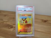 Pokemon PSA 9 Mint Flareon Skyridge Reverse Holo Foil 8/144 2003 Card