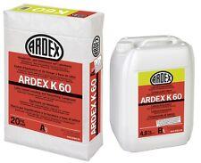 ARDEX K 60 2K  Ausgleichs- u. Glättmasse auf Latexbasis - 20kg A + 4,8kg B