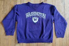 Vintage (1990) UNIVERSITY OF WASHINGTON Huskies UW NCAA Football SWEATSHIRT