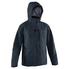 NWT Grundens Dark & Stormy L/S Sport Fishing Jacket Dark Slate 3XL (450)