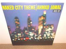 * Ahmad Jamal . Naked City Theme . Jazz . Chess 733 . LP
