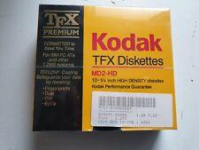 KODAK TFX PREMIUM MD-2HD DISKETTES