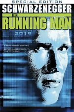 The Running Man (DVD 2004 2-Disc Set Special Edition)  MINT W / INSERT + COVER