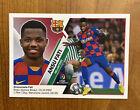 Panini 2019-20 Liga Santander Este 13BIS Ansu Fati Barcelona Rookie Sticker Card. rookie card picture