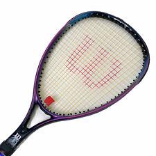 Wilson Sledge Hammer 3.8 Tennis Racket 110 Sq. In. 4 3/8 Grip- Needs New Grip