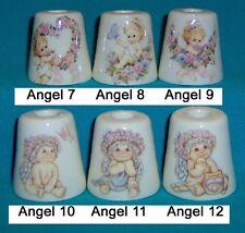 3 Angel Cherub Ceramic Cigarette Snuffers 180 Designs
