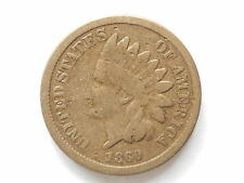 1860 Indian Head Penny