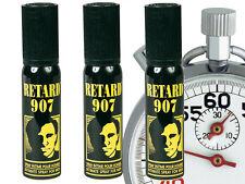 Aphrodisiaque Spray Retardant Homme Ejaculation Erection Retard 907 Stimulant