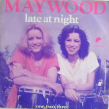 "7"" 1980 NL-PRESS ! MAYWOOD : Late At Night // MINT- \"