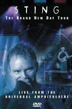 Sting - The Brand New Day Tour (DVD, 2000)
