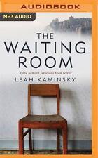 The Waiting Room by Leah Kaminsky (2016, MP3 CD, Unabridged)