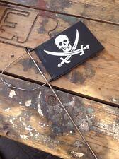 Jolly Roger Burgee  Sailing Dinghy Sent 1st Class Marine 13